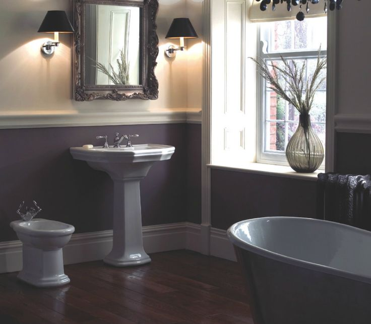 Bergier Ceramic Collection from Imperial Bathrooms