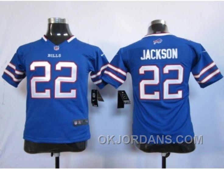 http://www.okjordans.com/nike-youth-nfl-jerseys-buffalo-bills-22-jackson-blue-hxyjb.html NIKE YOUTH NFL JERSEYS BUFFALO BILLS #22 JACKSON BLUE HXYJB Only $23.00 , Free Shipping!