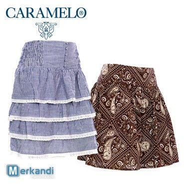 Caramelo ingrosso gonne #88894 | Abbigliamento donna | merkandi.it