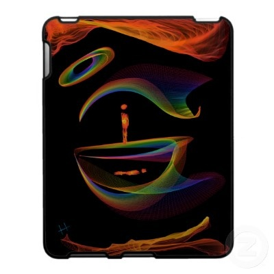 Hard Shell iPad Case   Designed by HAyk avaliable on Zazzle for only $56.20