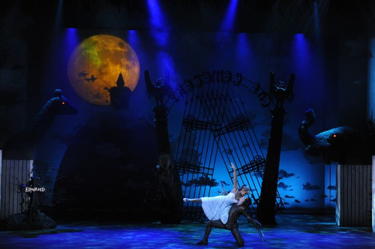Edward Scissorhands comes to Sadler's Wells this Christmas, 2 December 2014 - 11 January 2015. To find out more and book tickets, visit sadlerswells.com