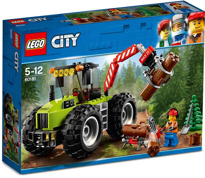 Lego City Forest Tractor 60181 Reviews Home Macy S Lego City Lego Tractors
