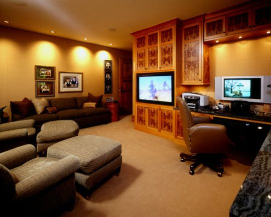 61 best basement remodel images on pinterest