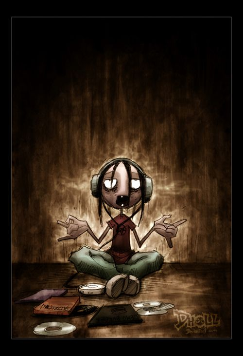 Audio Injected Soul by dholl on deviantART
