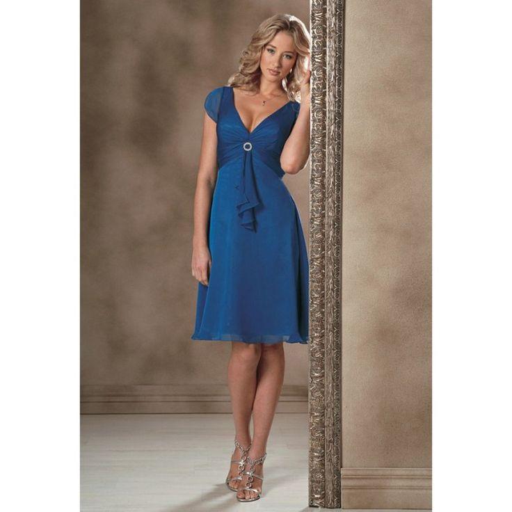 Breathtaking Knee Length Cocktail Dresses