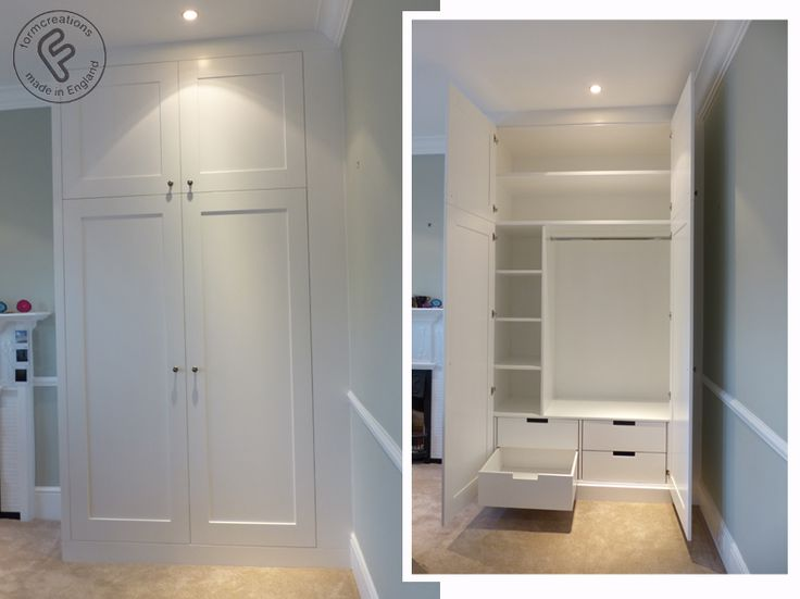 shaker style wardrobes - FormCreations:made to measure built in and fitted…