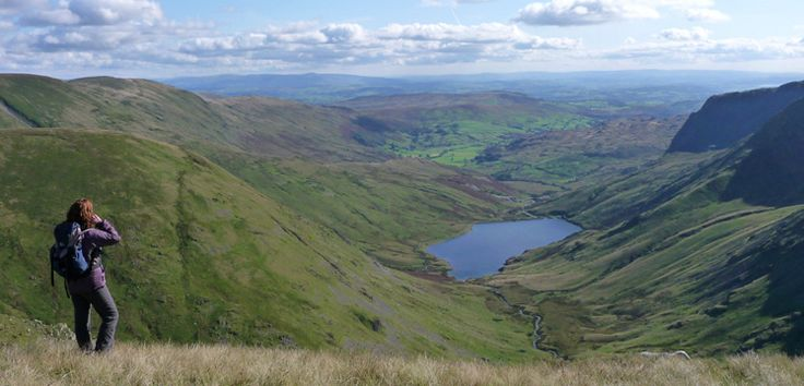 Pack your walking boots, boys - we're bound to spend some time in the Lake District in July