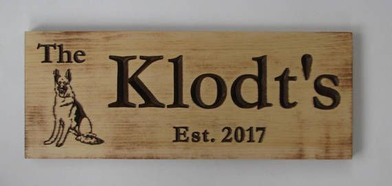 Personalized Rustic Wood Sign Aged Look Cabin Sign Camp Sign