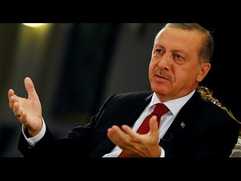 Erdogan: 'Confirmed evidence' US-led coalition supports ISIS & other ter...