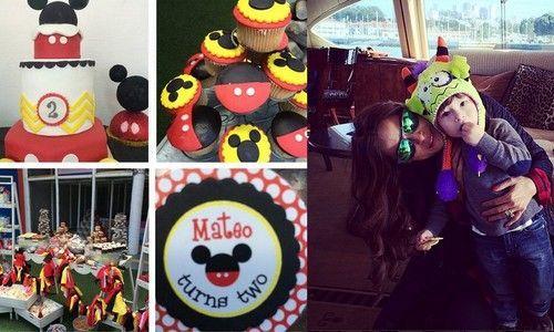 Copia las ideas del bello cumpleaños del hijo de Galilea Montijo (FOTOS) | ¿Qué Más?
