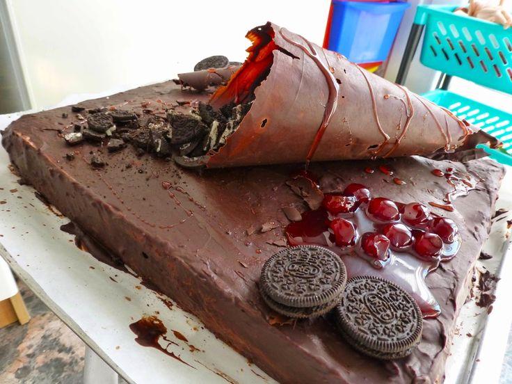 Έμπνευση και Δημιουργία,Oreo and Chocolate Cake