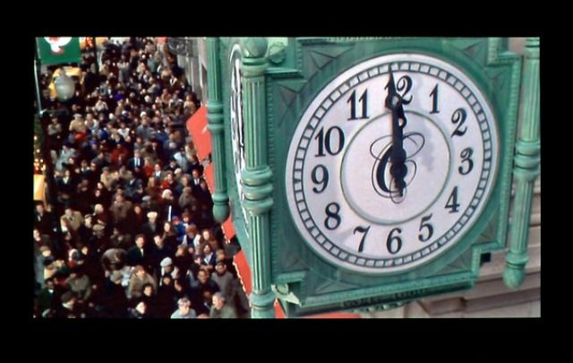 """The @LincolnCenter opens Christian Marclay """"The Clock"""" on July 13; Manhattan-Living"""