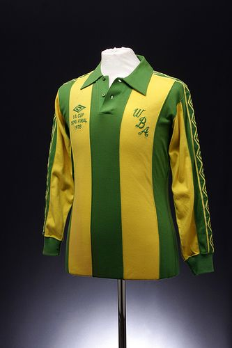 west brom away shirt retro Rare Football Shirts Revealed From Umbros Archives
