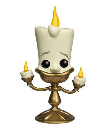 Another great find on #zulily! Lumiere Disney Pop! Vinyl Figurine #zulilyfinds