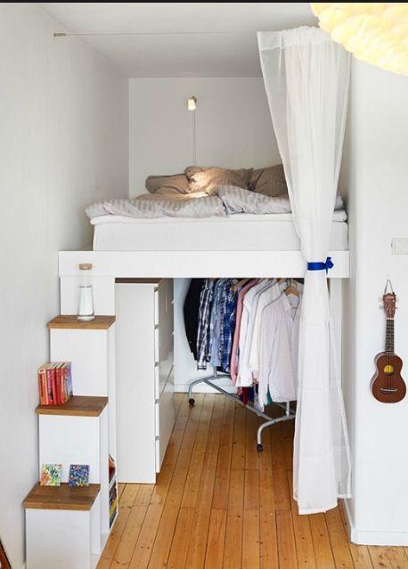 Small bedroom idea!