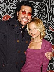 ~Oct 21, 2009 Nicole was adopted by Lionel Richie The parents didn't feel they could care for her and were having a lot of problems in their relationship.