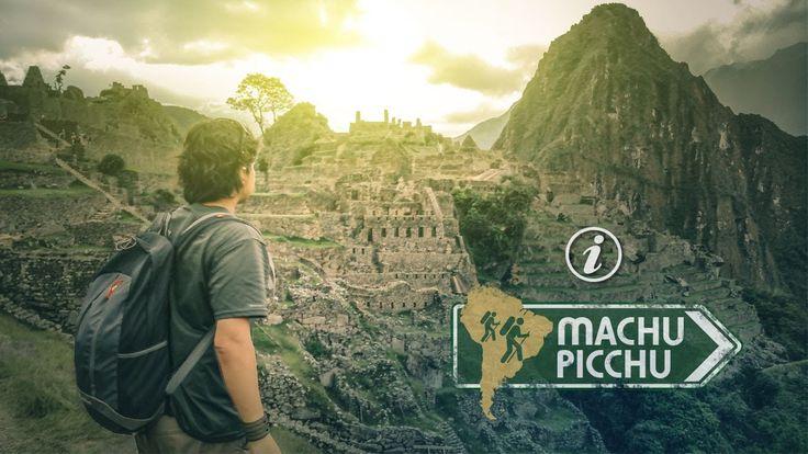 #MACHUPICCHU información, datos, nuevas reglas 2017. Cómo viajar a Aguas Calientes para conocer la ciudadela Inca. #Peru #VisitPeru #travelToPeru #MarcaPeru #mochileros