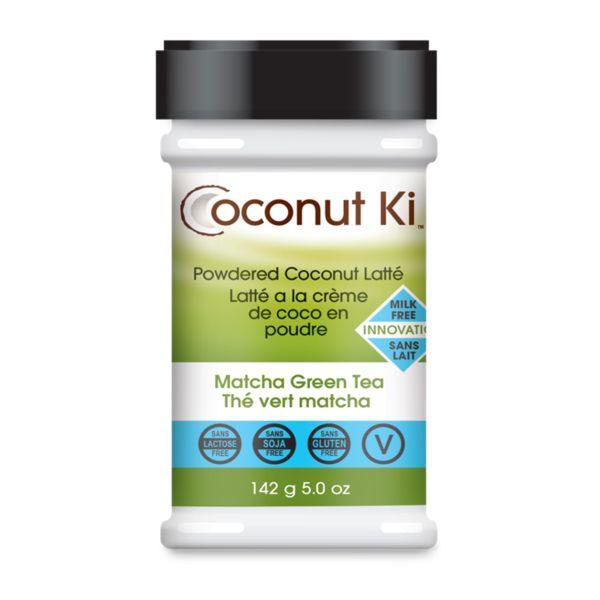 Coconut Ki Powdered Vegan Coconut Matcha Green Tea Latte - 142g