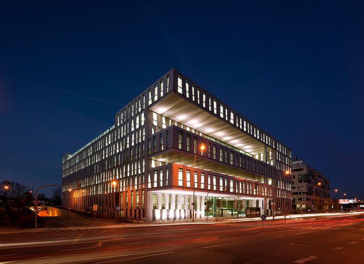 Zero-Energy Office Building in Aarhus