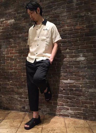 KING LOUIEボーリングシャツ