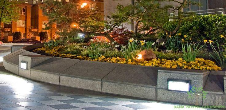Landscape Concrete Pathway Lights