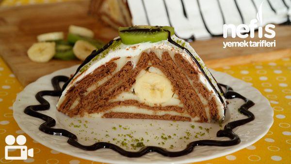 Piramit Pasta Videosu