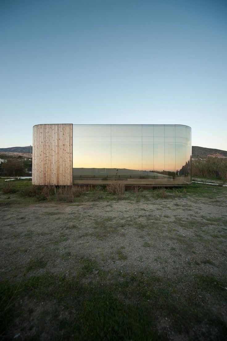 Non Program Pavillon / Jesús Torres García Architects   Architecture