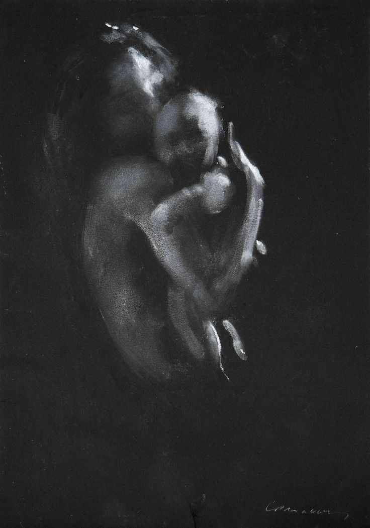 """Mother and Child"" by Charlie Mackesy #drawing #pencil #art"