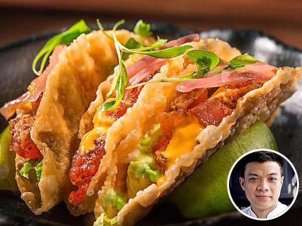 Try Top Chef Winner Hung Huynh's Tuna Tacos