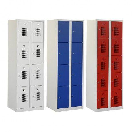 Premium locker 30 - 2 kolommen Officetopper