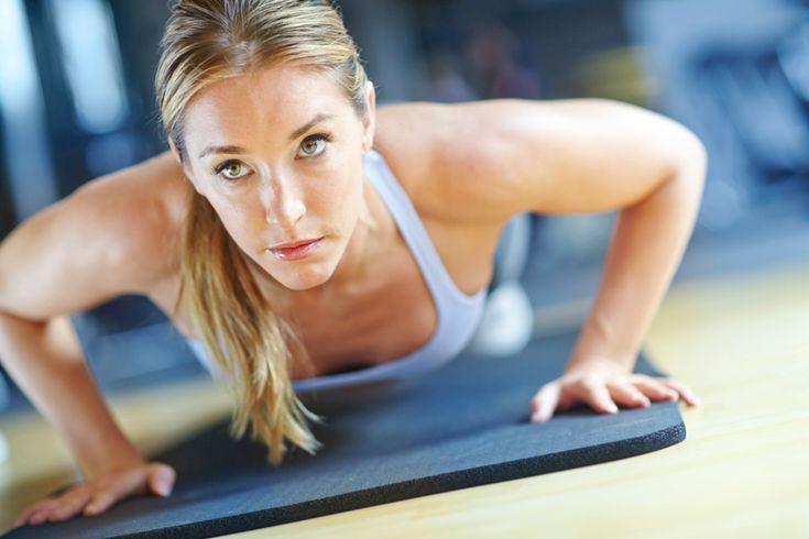 6 weeks to 100 push-up program