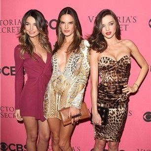 Alessandra Ambrosio, Miranda Kerr y Lily Aldridge: Los ángeles de Victoria