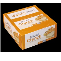 Power Crunch bars are my favorite protein bar! Low in carbs, no sugar alcohols & sucralose free!