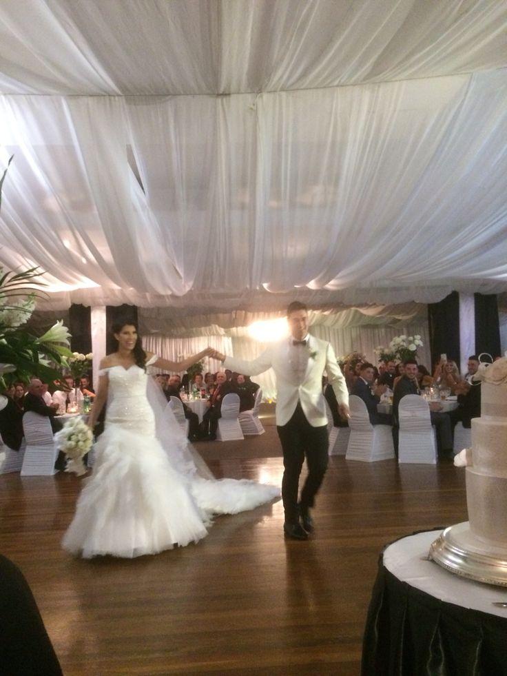 De Lanquez Bridal Couture Gown
