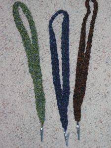 Donna's Crochet Designs Blog of Free Patterns: Badge Holder Free Crochet Pattern