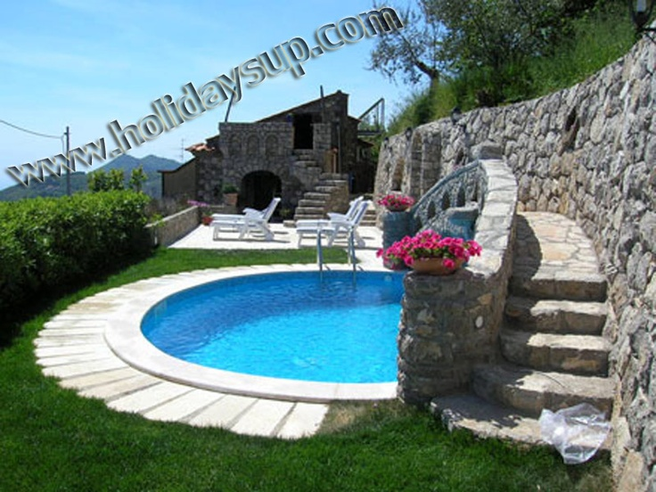 Villa located in an enchanting position with private pool and panoramic sea view  More details on: www.holidaysup.com