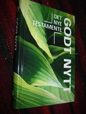 Norwegian New Testament / Det Nye Testamente / Godt Nytt