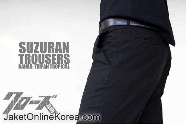 Celana Crows Zero Takiya Genji - Suzuran Trousers (zoom)