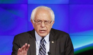 Bernie Sanders: Climate Change Is The Biggest National Security Threat