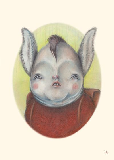 Donkey Boy by CABY on Behance