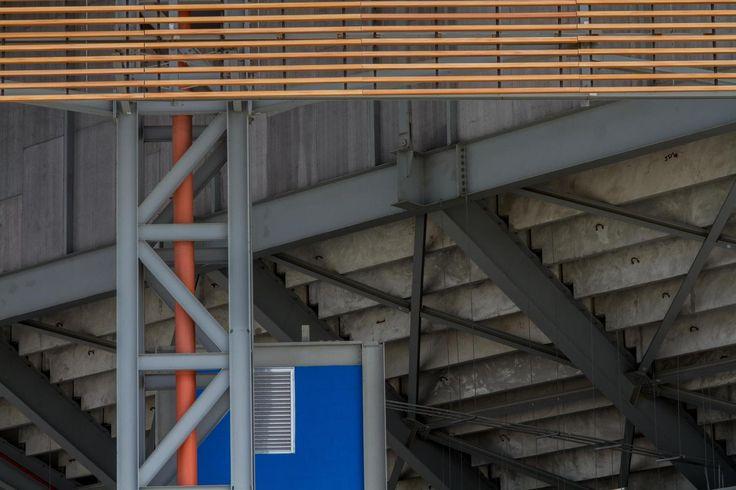 Arena Olímpica de Handebol e Golbol,© Rafael Salim