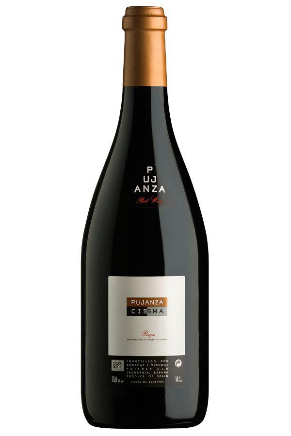 2007 Bodegas Pujanza Cisma  Description: Het top-model en vlaggenschip van Bodegas Pujanza. De wijn komt van de Cisma wijngaard welke is gelegen aan de voet van de Sierra Cantabria op een hoogte van 600 meter. De wijnstokken zijn meer dan 100 jaar oud (pre-phylloxera en niet-geënt) en slechts 1.5Ha groot. De Cisma behoort inmiddels al tot de internationale top en heeft al een cult-status verworden (zeker daar er maar een zeer beperkt aantal flessen zijn van deze topwijn). De Cisma is een…