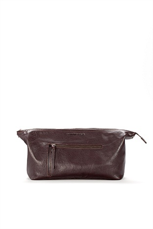 Country Road Urban Shave Bag Chocolate