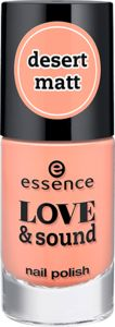 love & sound - nail polish 01 make life a festival - essence cosmetics