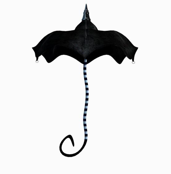 Goth, gotich, fetish, emo, punk, desire, scary, cyber, umbrella