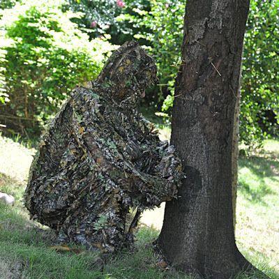 Ghillie suit…ποιά είναι η ιστορία της;