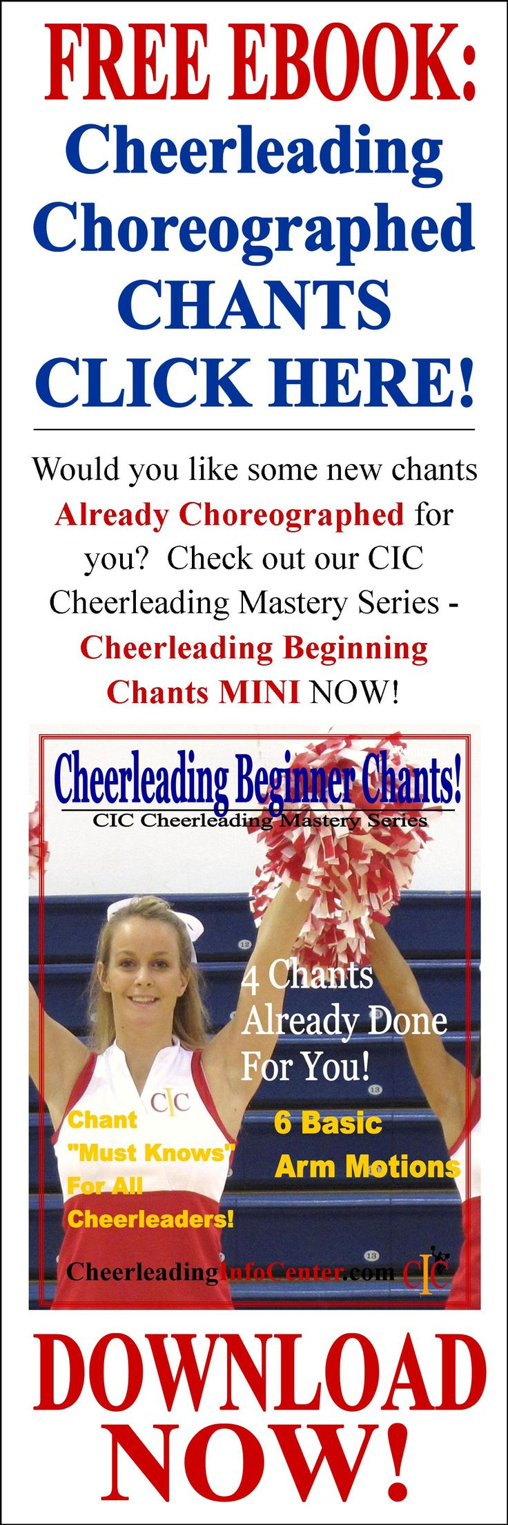 14 best cheerleading motions images on pinterest cheerleading get your free cheerleading motions ebook to help you with your cheers and chants today fandeluxe PDF