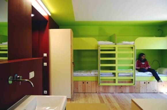 Modernisation of the Berchtesgaden Youth Hostel– Design meets Adventure:, Germany