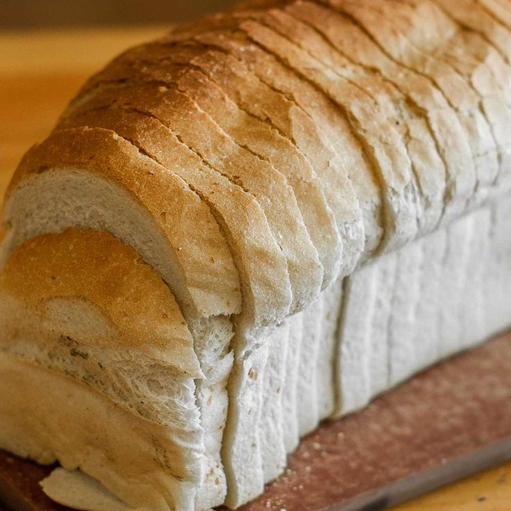 Our classic white loaf great for sandwiches, grilled cheese, or toast with butter and jam. Kids love it. Like all our loaves, this is a fresh handmade bread
