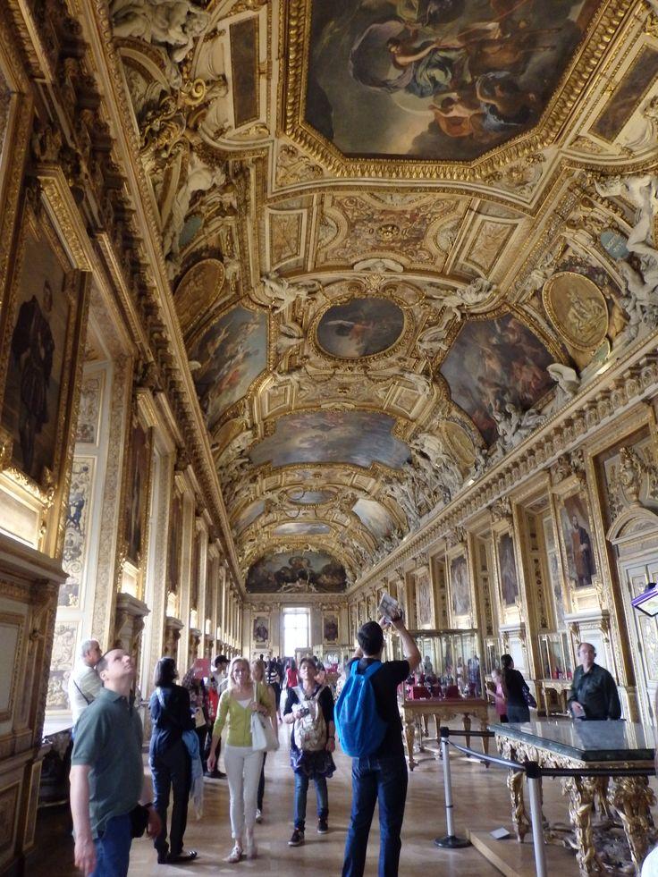 Sala Luis XIV. Louvre
